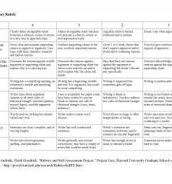 4th grade research paper writing rubric assignment service [ 1700 x 2200 Pixel ]