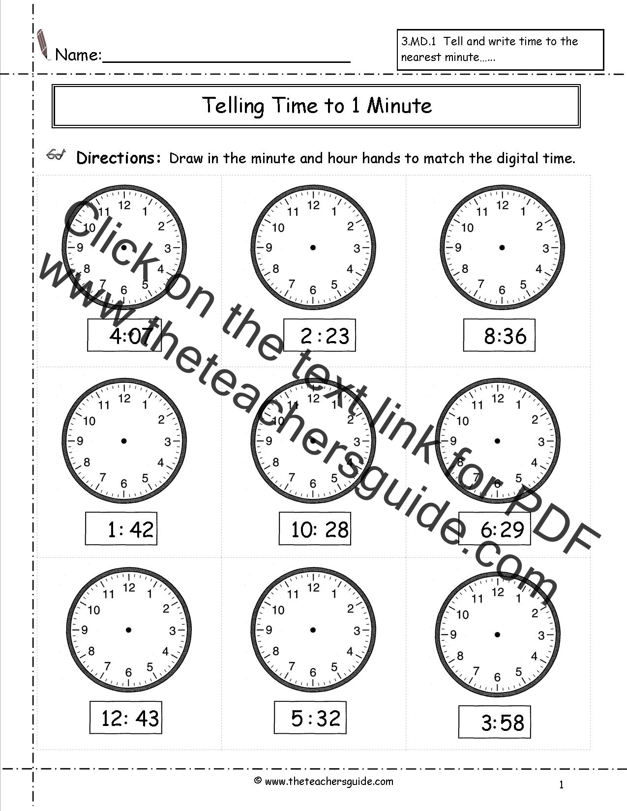hight resolution of Telling time homework help pay someone to write my research paper
