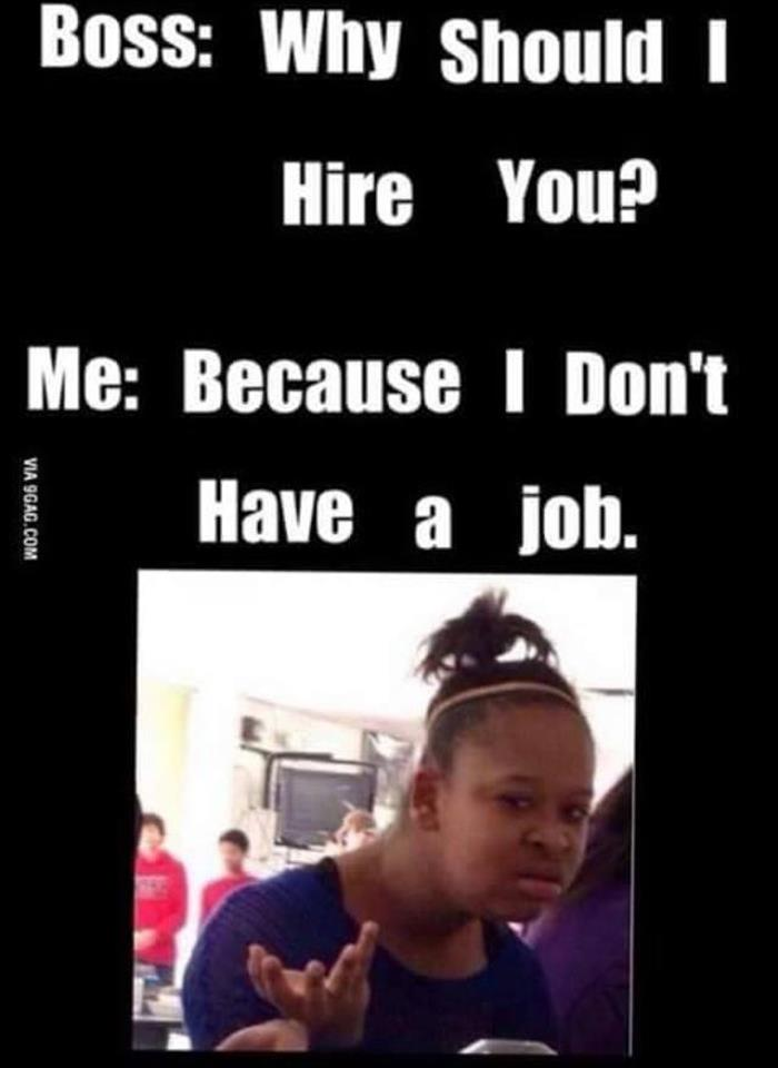 Why Should We Hire You ? The most funny answers . - YouTube