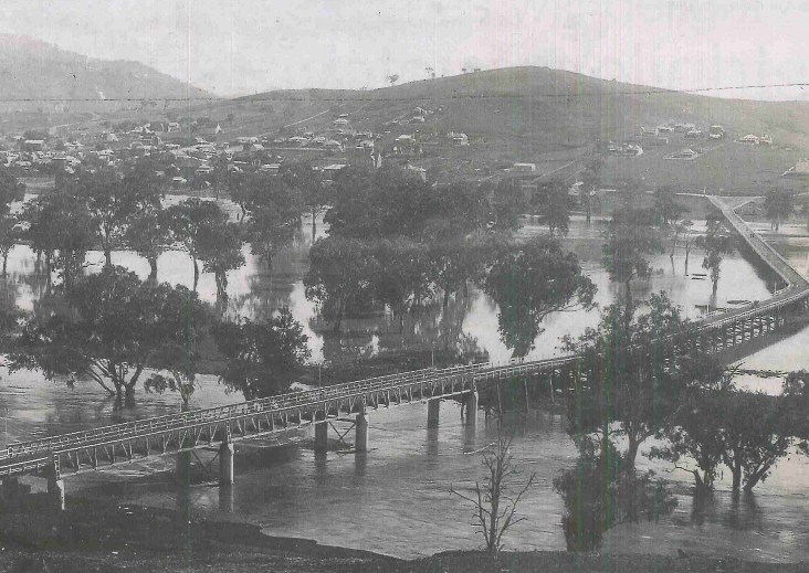 1852 gundagai floods