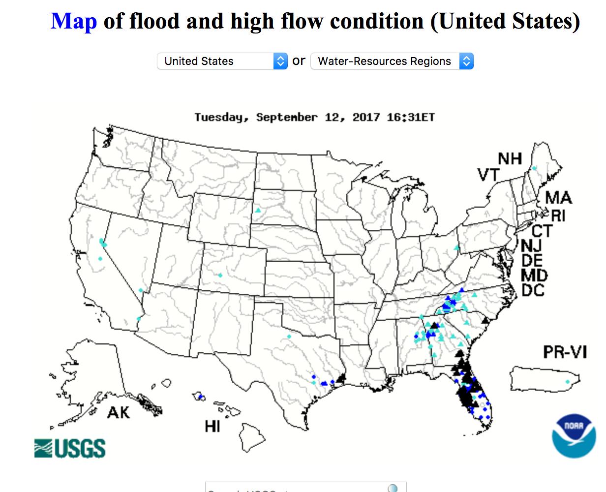 Flood Usa