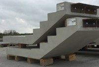 Precast Concrete Stairs - Flood Precast UK