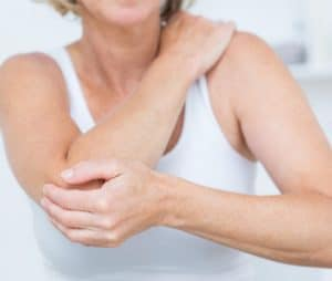 strained elbow Physio