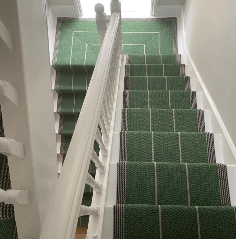 Roger Oates Stair Carpet