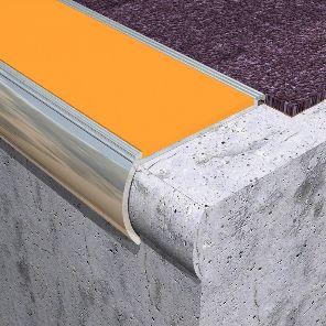 Aluminium Heavy Duty Bullnose  Floor  Wall Solutions