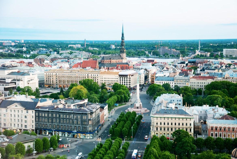 """Say """"hello"""" to Riga. Photo: Xiquinho Silva, flickr"""