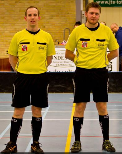floorball dommere tex