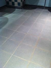 Ceramic tile polishing | DIY Quarry tile cleaning