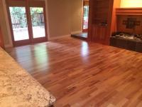Cherry Wood Floor Living Room | Home Decor & Renovation Ideas