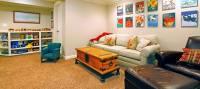 4 Best Basement Flooring Options | Ideas & What to Avoid ...