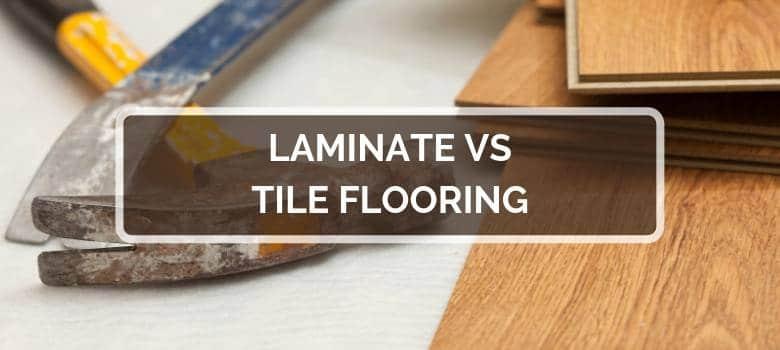 laminate vs tile flooring 2021