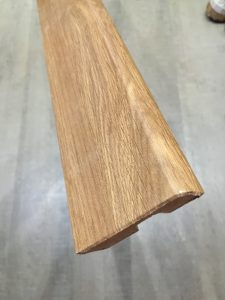 3 by 1 Skirting Oak Profile.