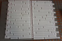 Cutting Glass Mosaic Tile On Mesh | Tile Design Ideas