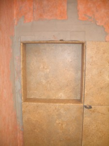 Tiling the niche is complete