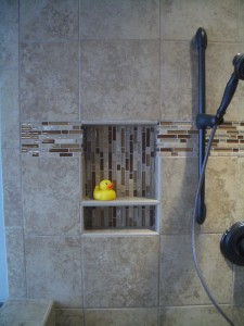 Niche for your rubber ducky