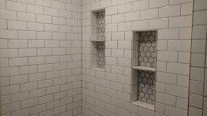 Backbuttering mosaics