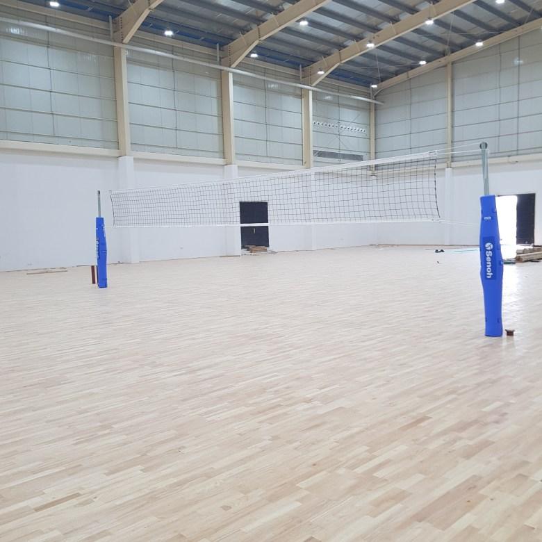 Wood Sport Flooring
