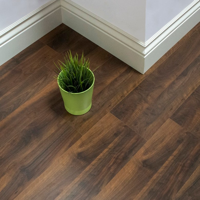 Classic Walnut wood parquet floor collection one of the best laminate floor of Robina brand.