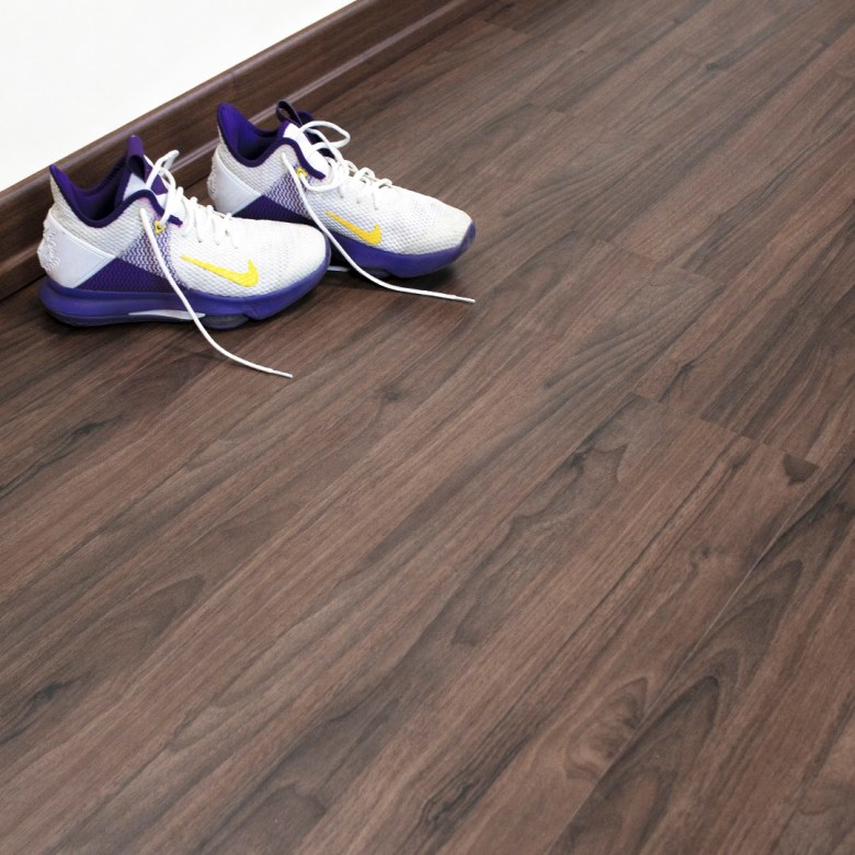 Walnut laminate flooring designs, a perfect for you space. Floor Expo is the right flooring company for you! We provide a long lasting life wood flooring. Highest quality standard affordable low price. Only at Floor Expo UAE available