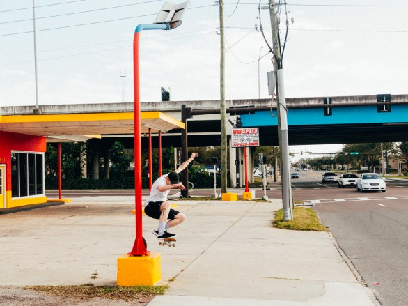 Nick Barwick, Wallie, St. Petersburg, FL.