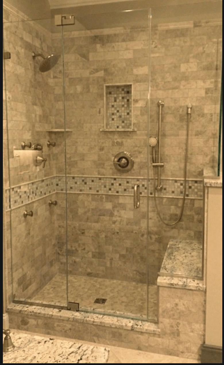 best tile for shower floor walls