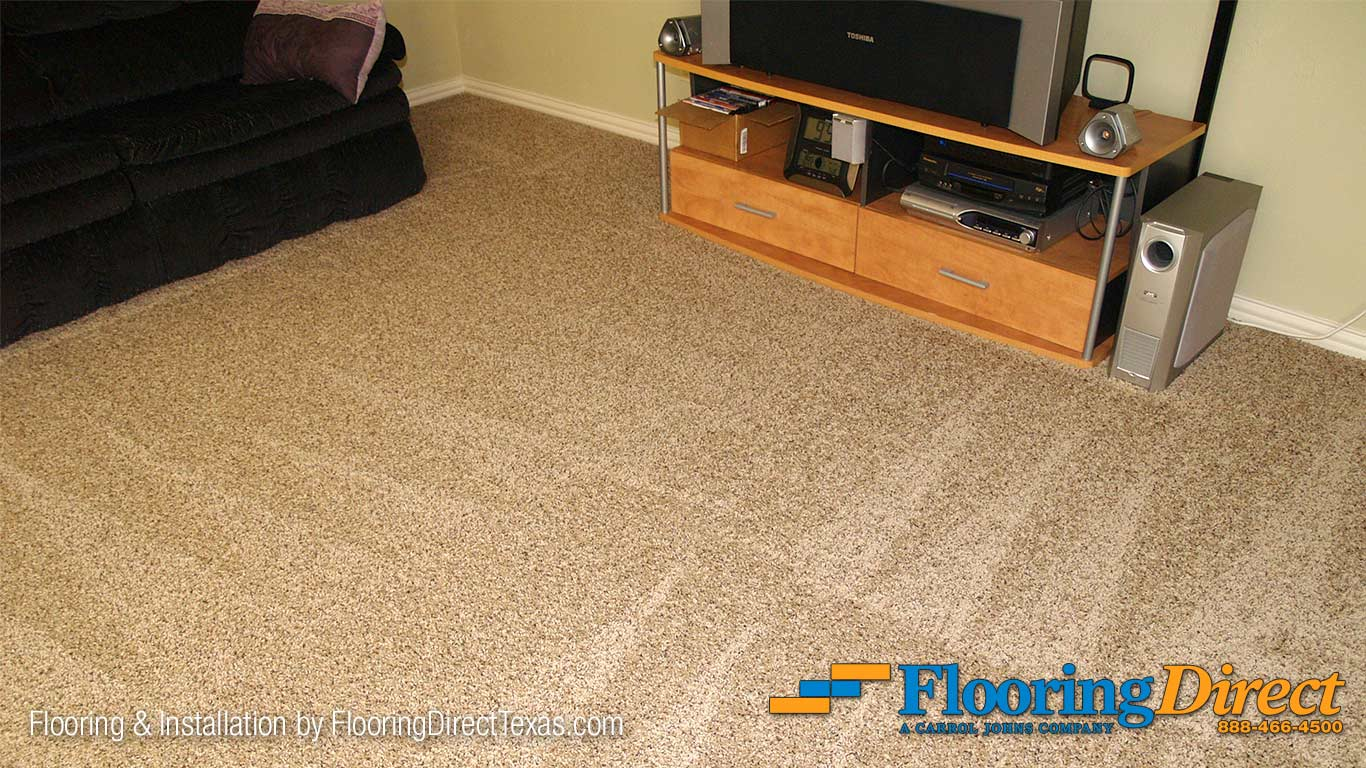 Carpet with Pad 198SqFt Installed  Flooring Direct