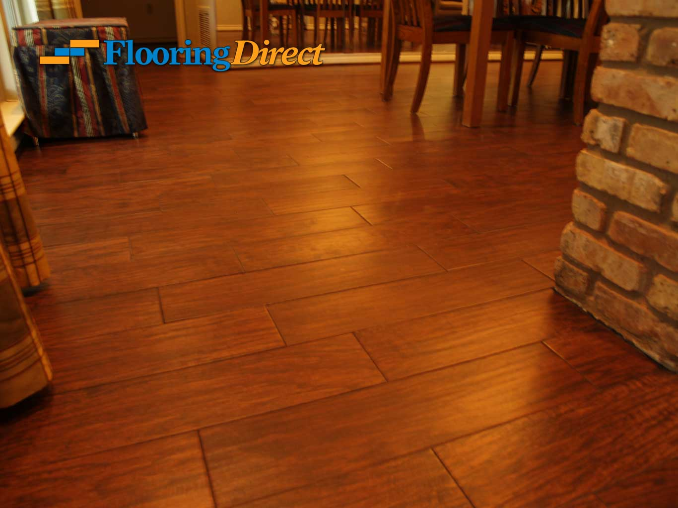 Woodlook Tile Flooring serving all of DFW  Flooring Direct