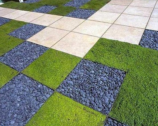 Garden Flooring Ideas Droptom
