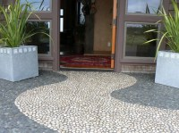Pebble Stone Flooring for The Attractive and Innovative ...