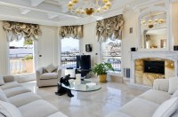Marble Flooring Designs For Living Room: Ideas And ...
