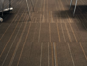 FSI commercial flooring for Carpet Cafeteria Charles Schwab project