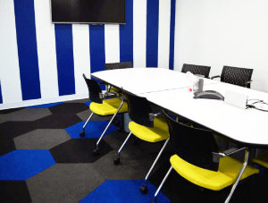 FSI Commercial Flooring for Creative Office RetailMeNot