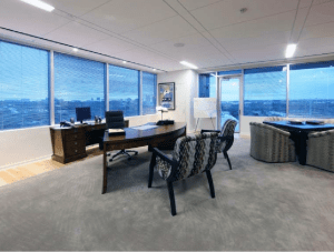 FSI Commercial Flooring for Corporate offices - Capstar Project