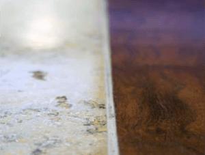 FSI commercial flooring - Stone wood Charles Schwab project