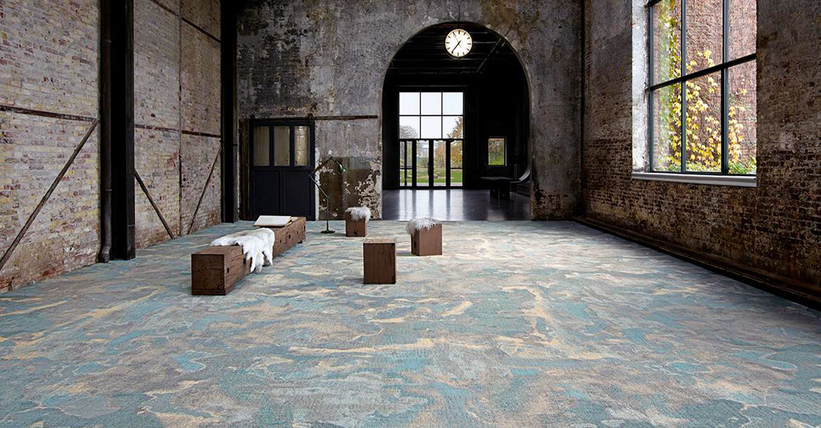 New Collection From Ege Carpets Reform Terra