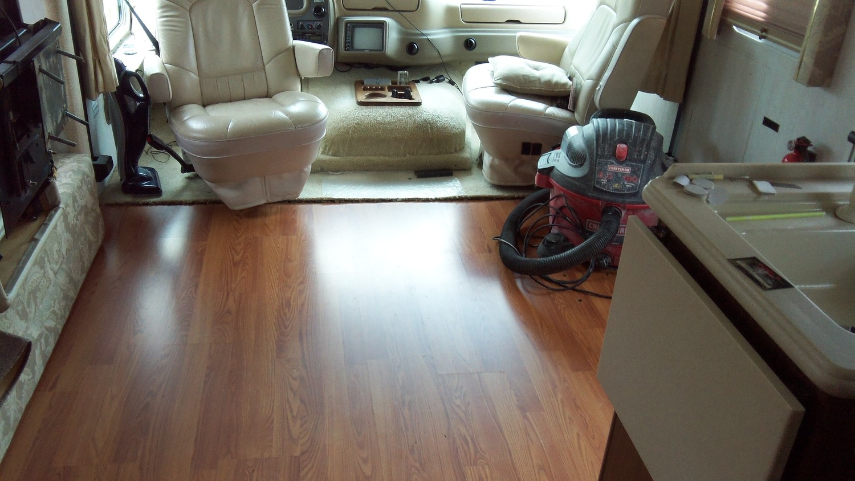 RV Flooring  RV Carpet Replacement  Floorit Motorcoach