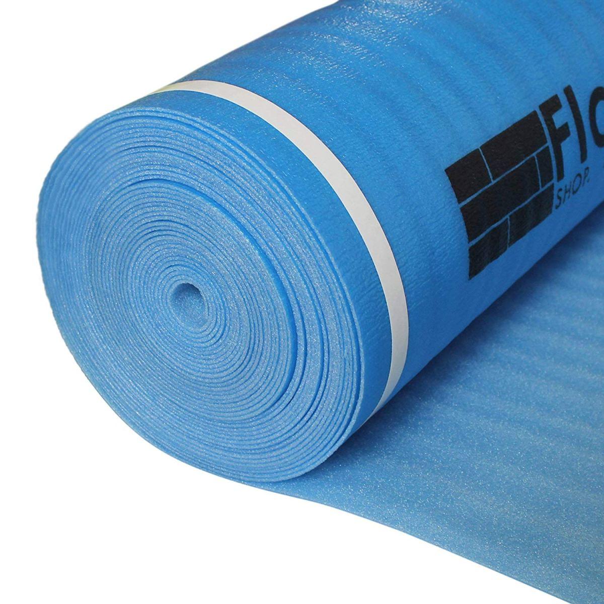 Floorlot 174 Blue Laminate Flooring Underlayment With