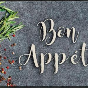 Bon Appétit 60x180cm