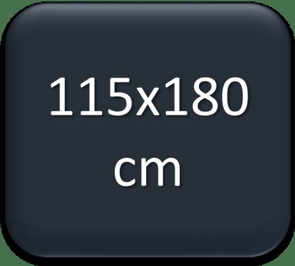 115x180 cm