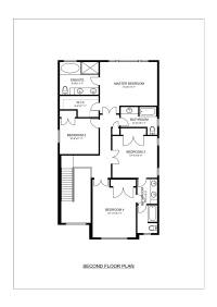 Real Estate 2D Floor Plans  Design / Rendering  Samples
