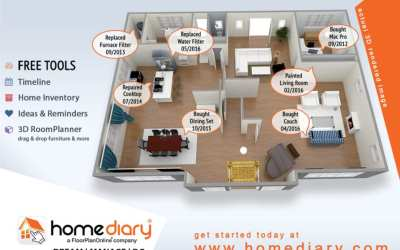 HomeDiary for your Clients