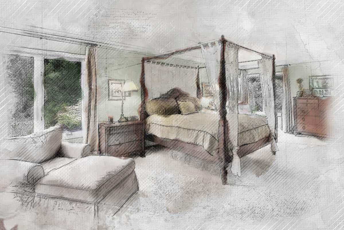 After-Artstic Bedroom