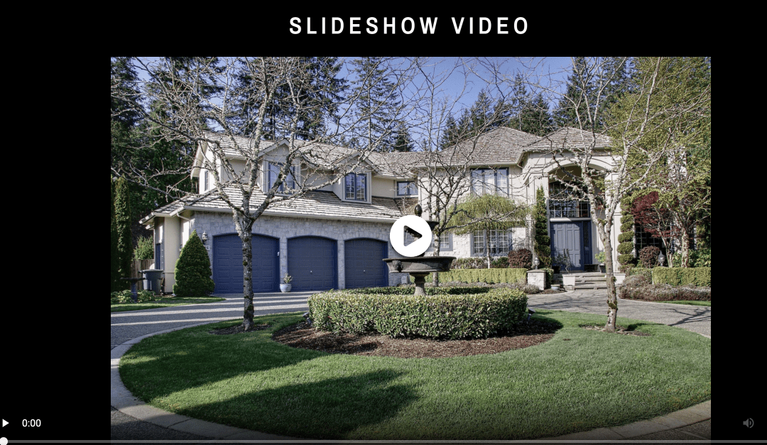 How to change the music on your slideshow video