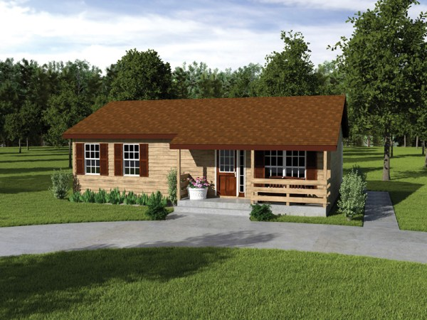 provider ii country ranch home