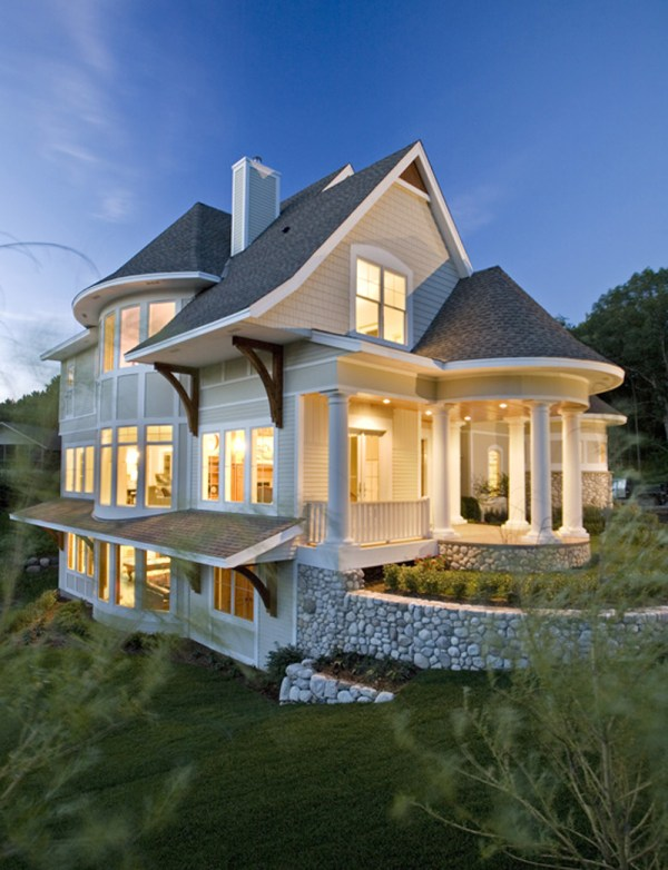 Arts and Crafts House Plan