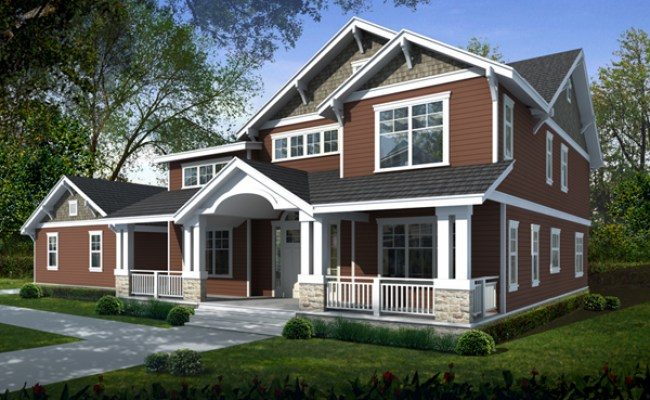 Lavina Manor Craftsman Home Plan 015s 0001 House Plans