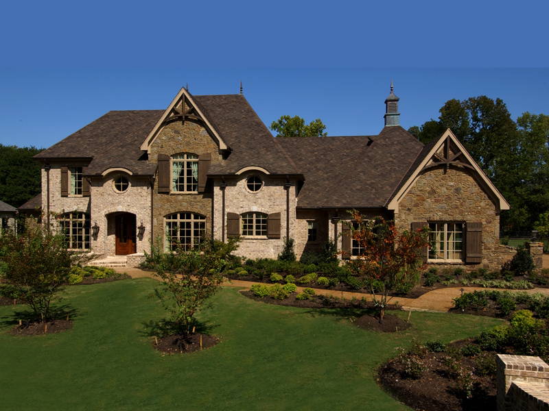 Darby Hill European Style Home Plan 019S 0003 House Plans And More