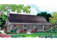 Brockwell Rustic Country Home Plan 020D