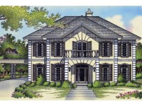 Georgian Style House Plans
