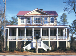 Lowcountry House Plans Acadian Homes French Creole House